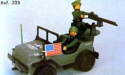 airgamboys 00325 - Jeep soldados USA