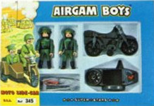 airgamboys 00345 - Moto con sidecar WWII USA
