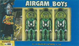 airgamboys 00408 - 3 aliens verdes