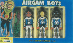 airgamboys 00409 - 3 aliens plata