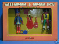 airgamboys 32211 - Miss Airgam y Airgam Boys Majorette y payaso