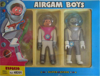 airgamboys 48201 - 2 Astronautas