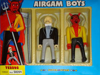airgamboys 50201 - Calavera y Lucifer