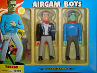 airgamboys 72201 - Drácula y Frankenstein