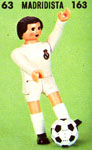 airgamboys 83163 - Futbolista madridista