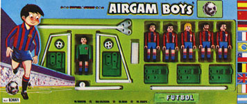 airgamboys 83661 - Blaugranas