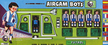 airgamboys 83662 - Periquitos