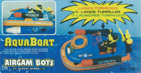 airgamboys 99109 - Aquaboat